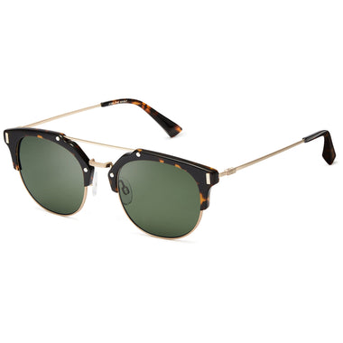 Weekend Polarized Noir Tortoise/Dark Green Lenses