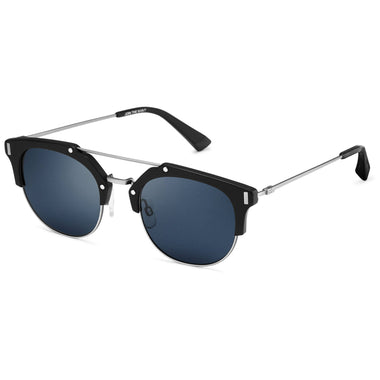 Weekend Polarized Matte Black/Dark Blue Lenses