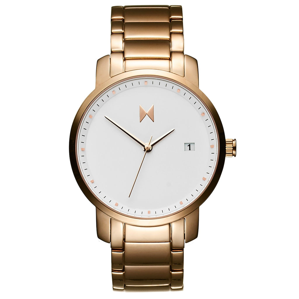 White/Rose Gold