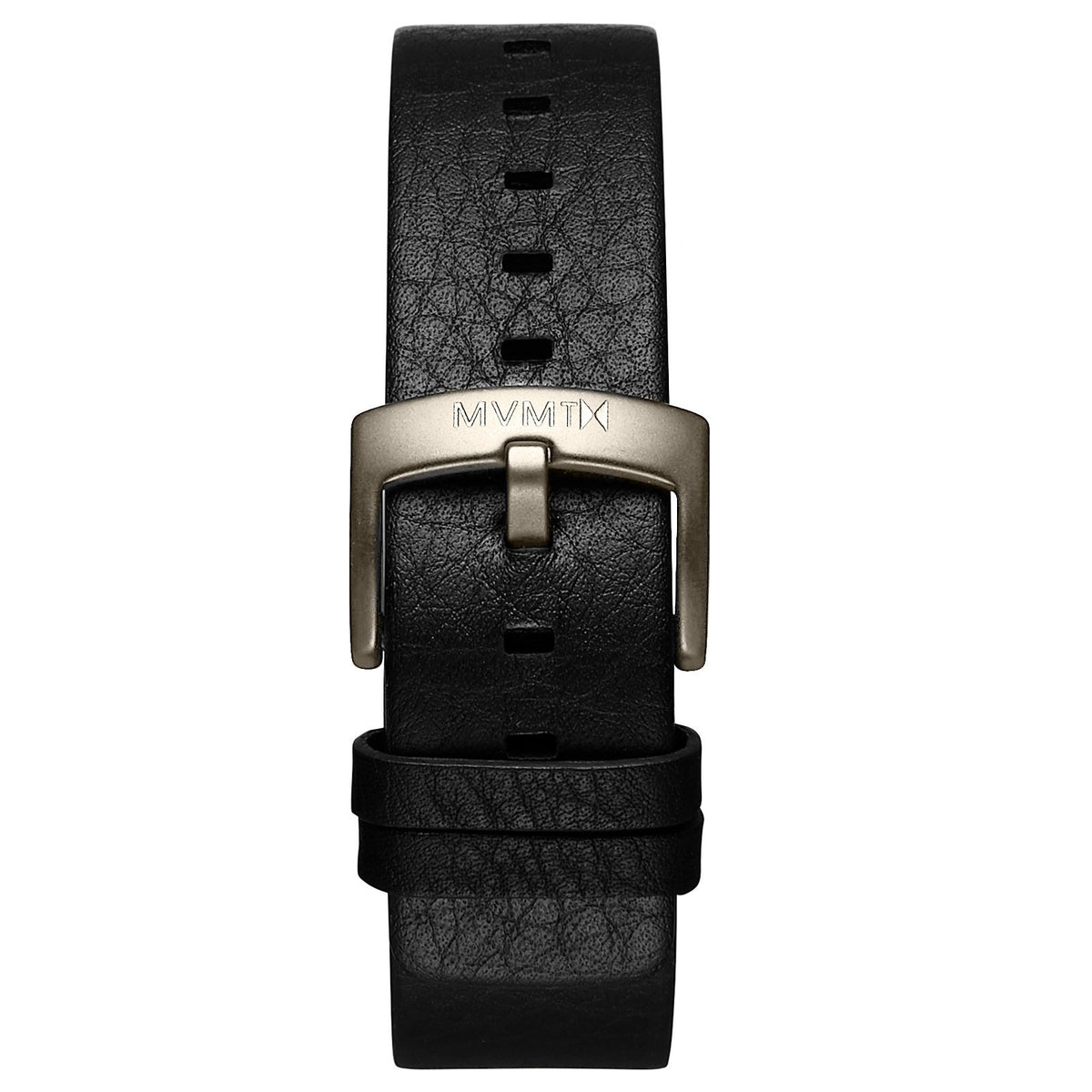 Blacktop - 24mm Black Leather