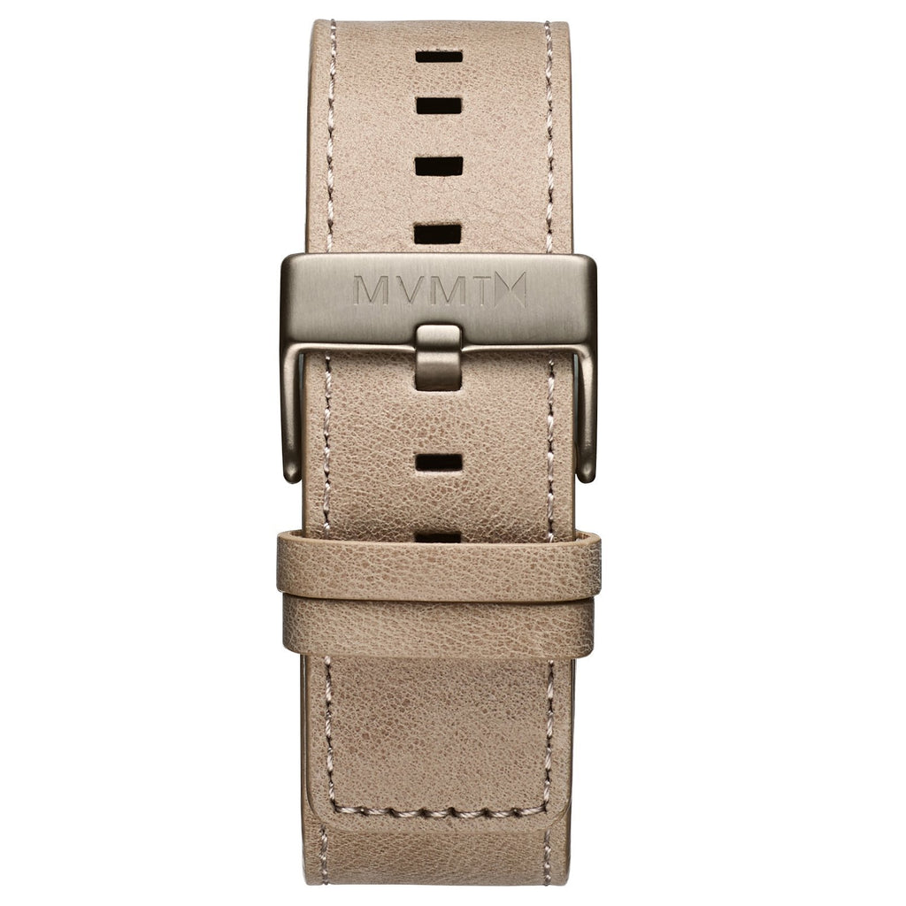 Classic - 24mm Nude Leather