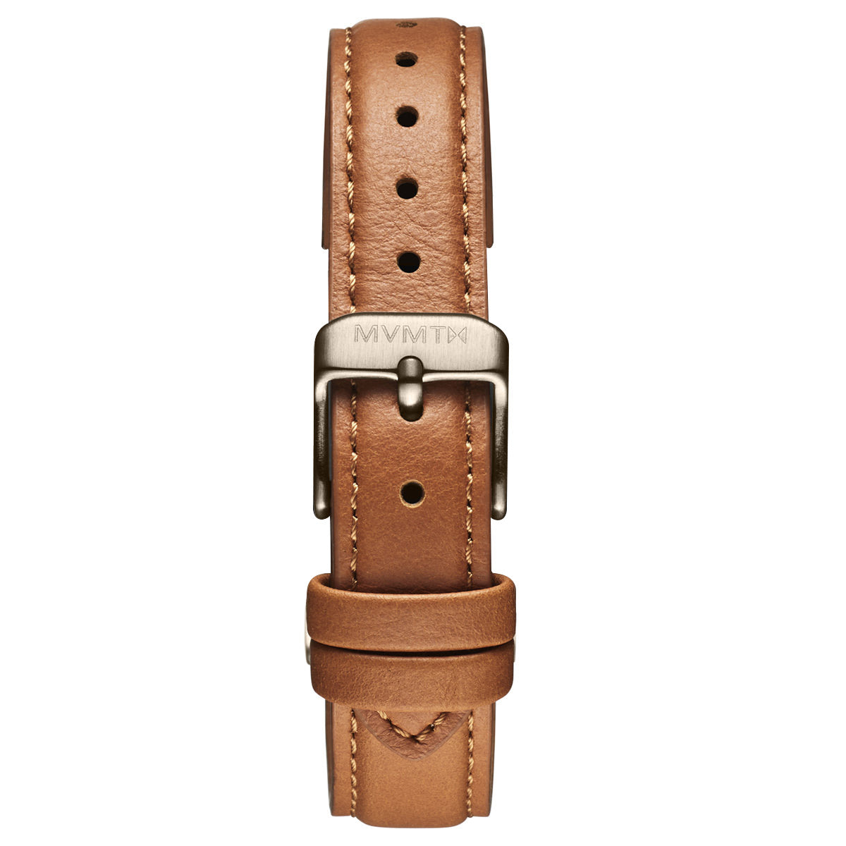 Dot - 16mm Tan Leather