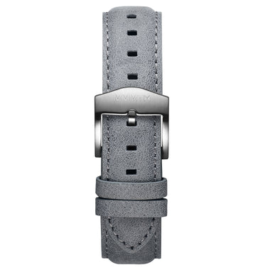 Arc Automatic - 20mm Grey Leather