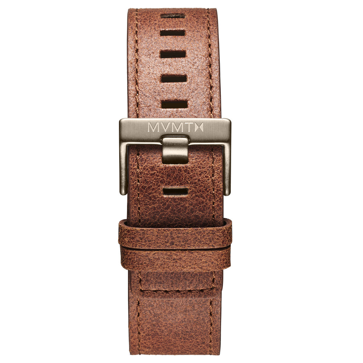 Chrono - 22mm Rugged Tan Leather