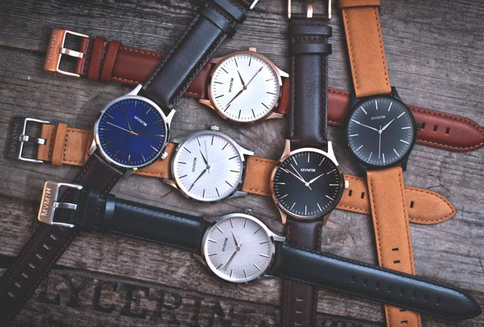 MVMT Watch Collection