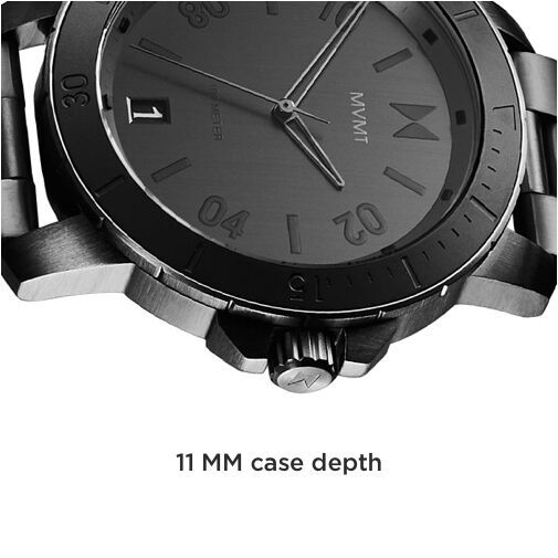 Watch Size Guide Case Photo