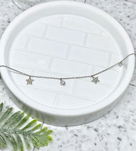 Load image into Gallery viewer, SHINE BRIGHT NECKLACE - SILVER