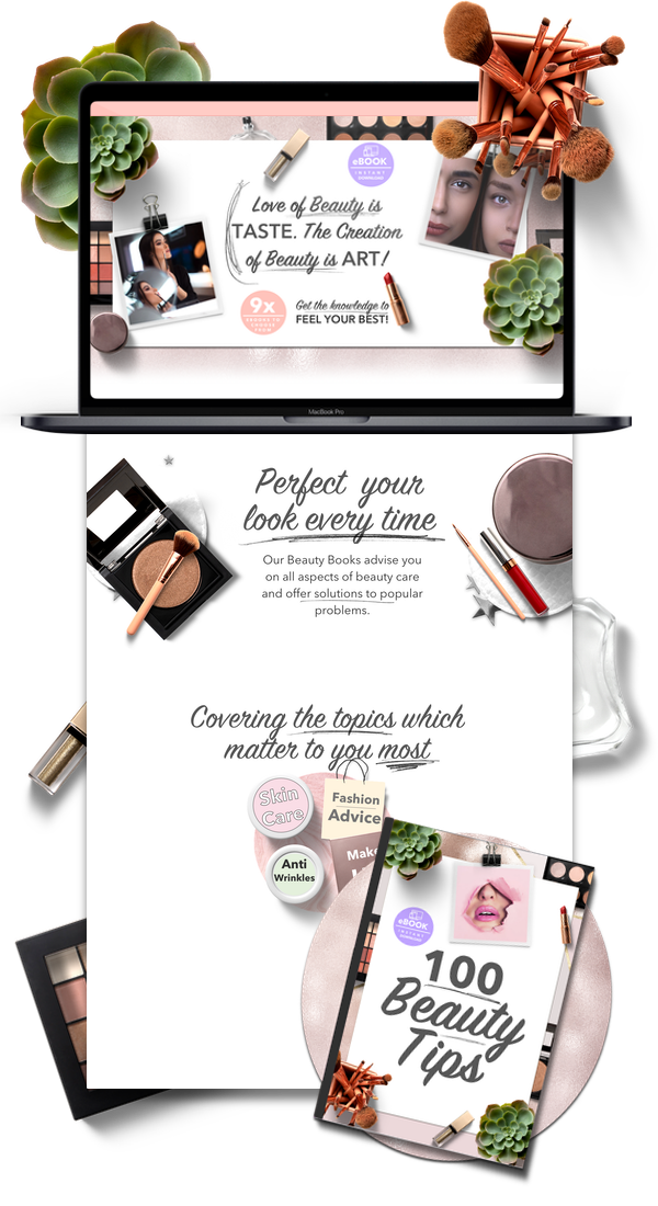 Beauty Niche Shopify Website Business For Sale - Startup Streams