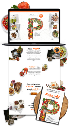 Paleo Diet Niche Shopify Website Business For Sale - Startup Streams