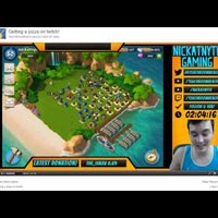 BoomBeach gets Pizza & Shrimp! -TreatStream