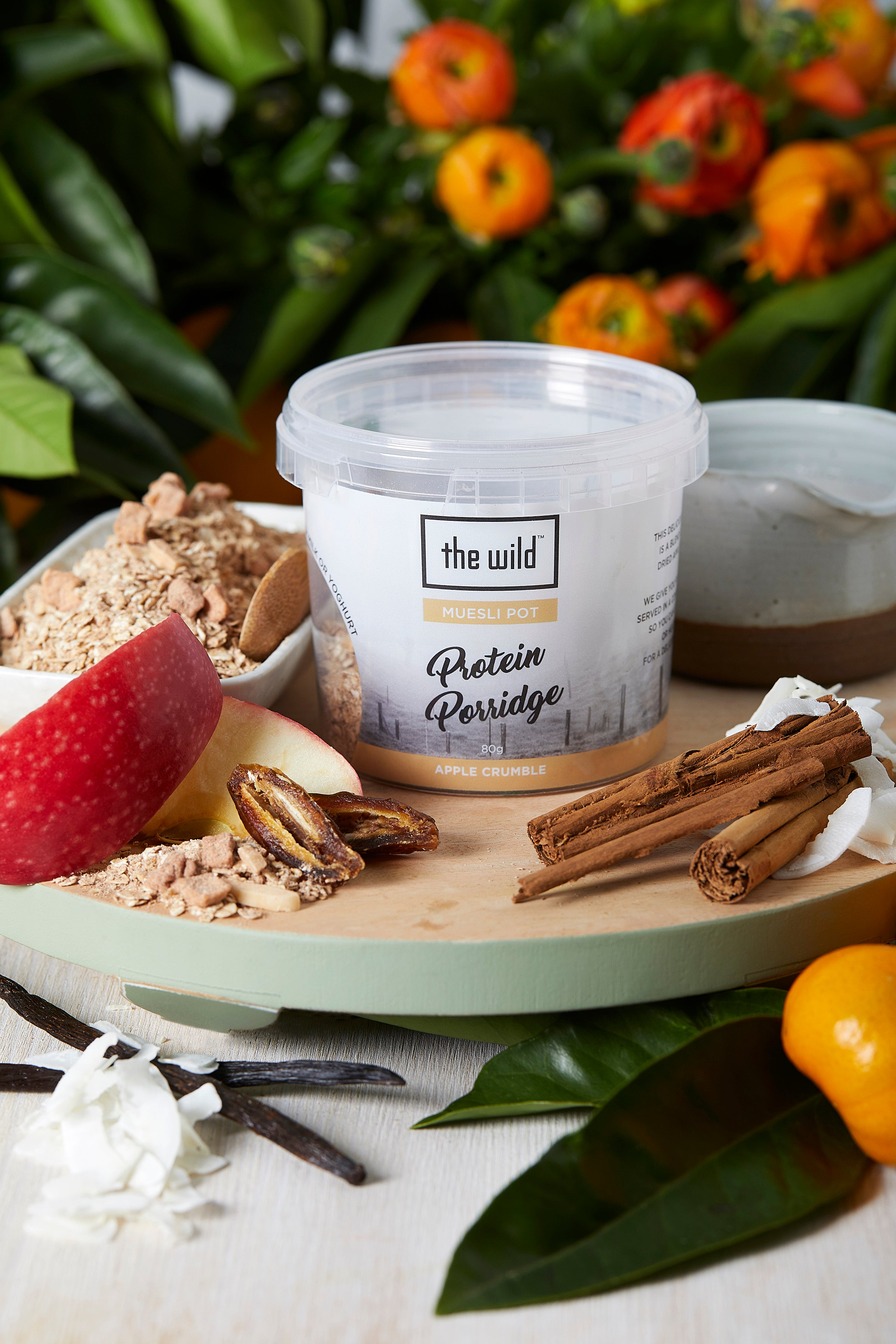 The Wild 'Grab + Go' Tub Collection