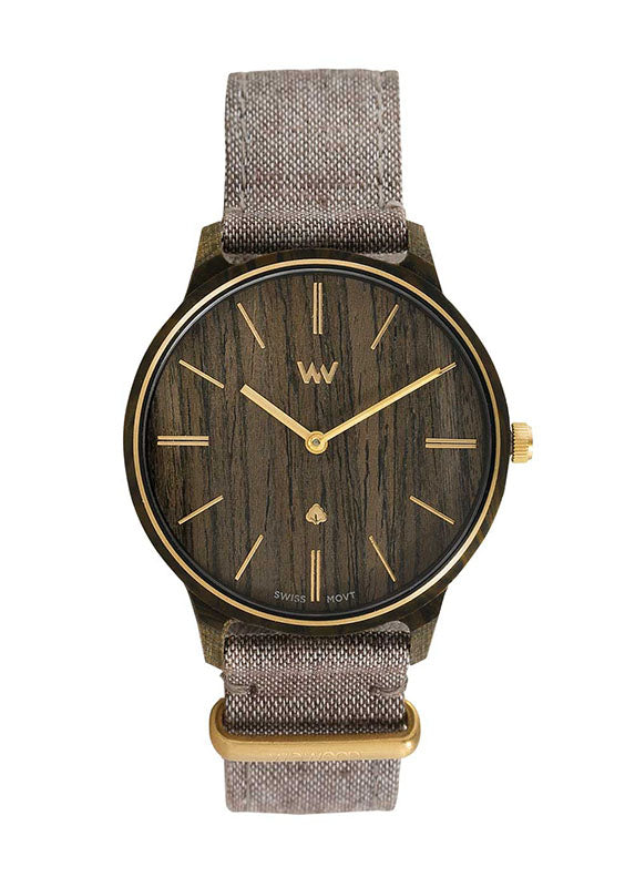WeWOOD IRIS BROWN GOLD