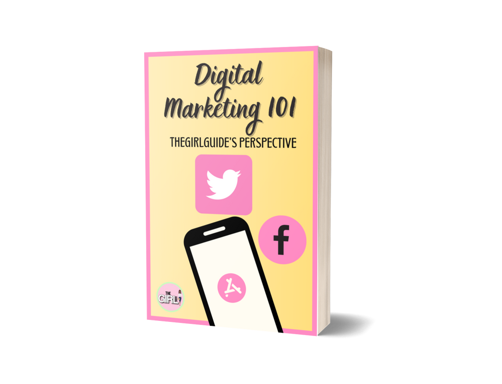 Digital Marketing 101 E-Book