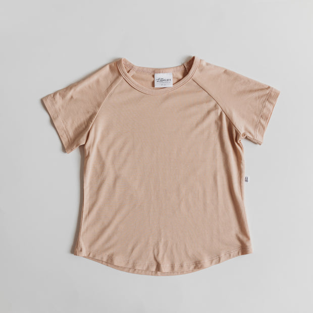 Short Sleeve T-Shirt in Sand