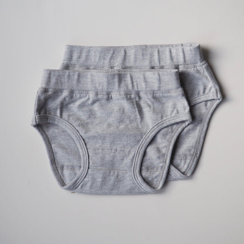Organic Cotton Underwear (2 Pack)