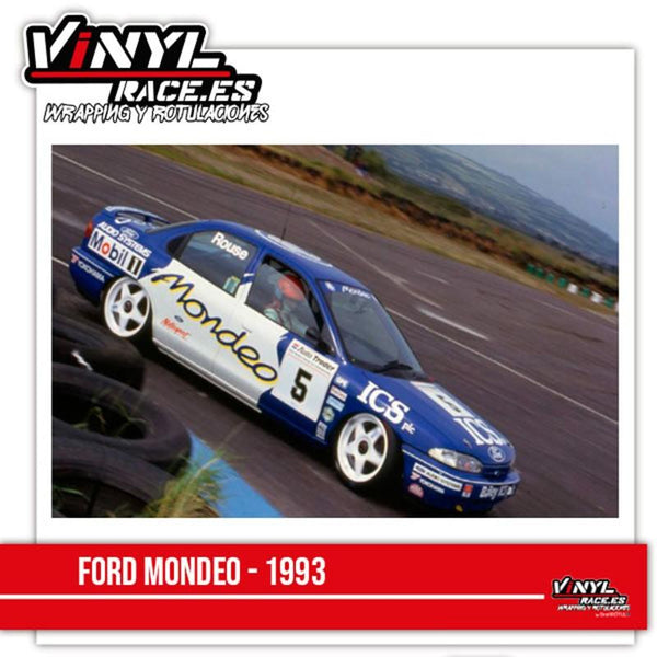 Ford Mondeo 1993 - Vinyl Race