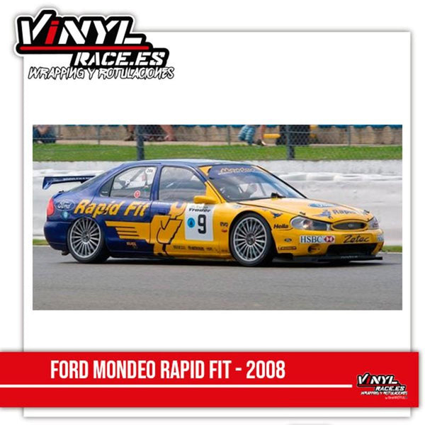 Ford Mondeo Team Rapid Fit 1996 - Vinyl Race