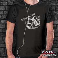 Camiseta No Turbo, No Party-Moda Racing-VinylRace.es