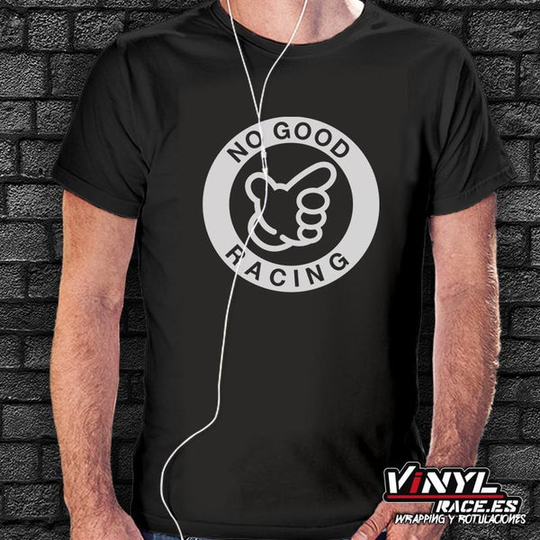 Camiseta No Good Racing-Moda Racing-VinylRace.es