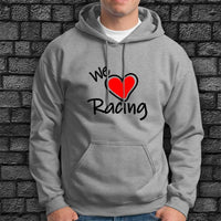 Sudadera We Love Racing - Vinyl Race
