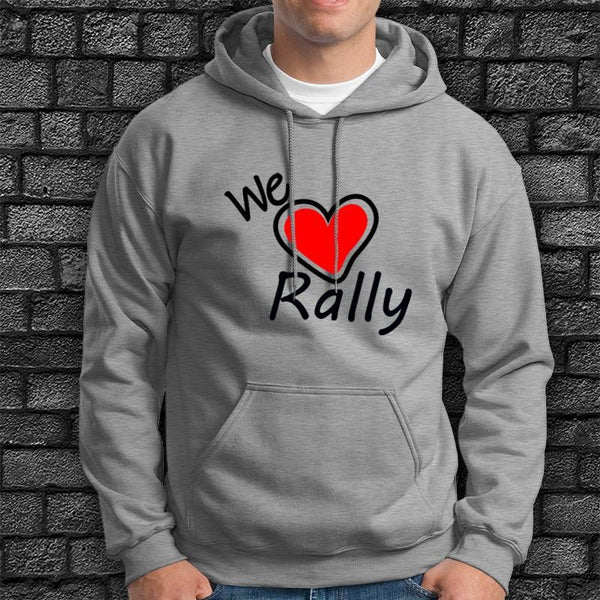 Sudadera We Love Rally-Camisetas y más-VinylRace.es