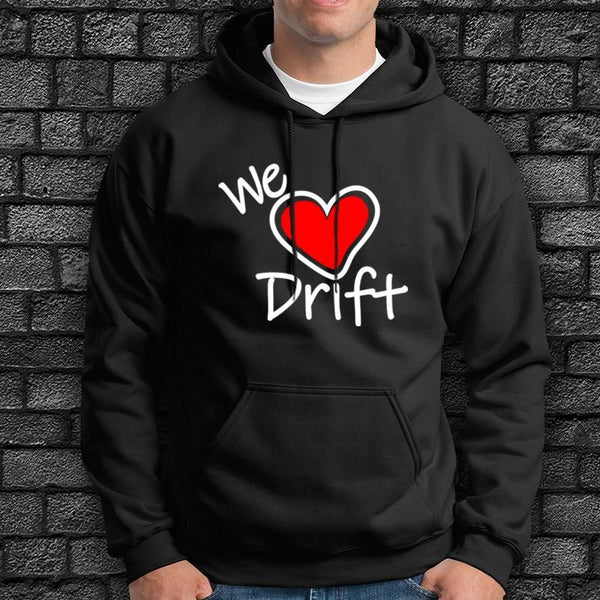 Sudadera We Love Drift-Camisetas y más-VinylRace.es