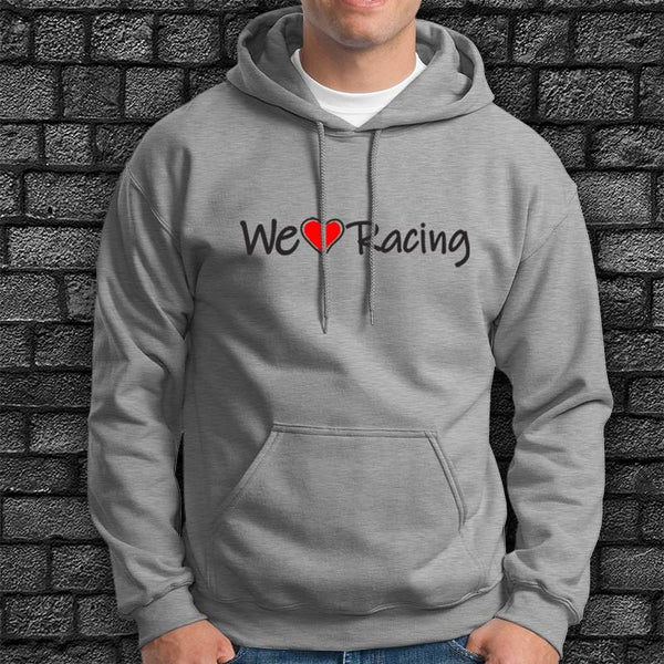 Sudadera We Love Racing Logo Largo - Vinyl Race