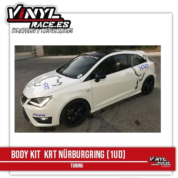 Body Kit KRT Racing (Nürburgring) (1Ud)-Body Shop-VinylRace.es