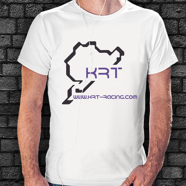 Camiseta KRT Racing - Vinyl Race