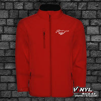 Chaqueta Soft Shell Ford Mustang - Vinyl Race