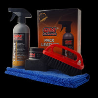 QM Cleaner Leather (PACK)-Body Shop-VinylRace.es