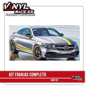 Kit Franjas Completo-Body Shop-VinylRace.es