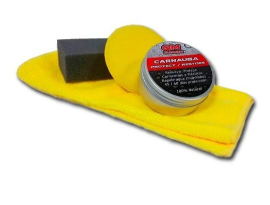 QM Cleaner Carnauba  (PACK) - Vinyl Race