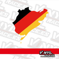 Nurburgring Germany (VinylRace)