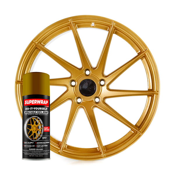 SuperWrap Gold-VinylRace.es