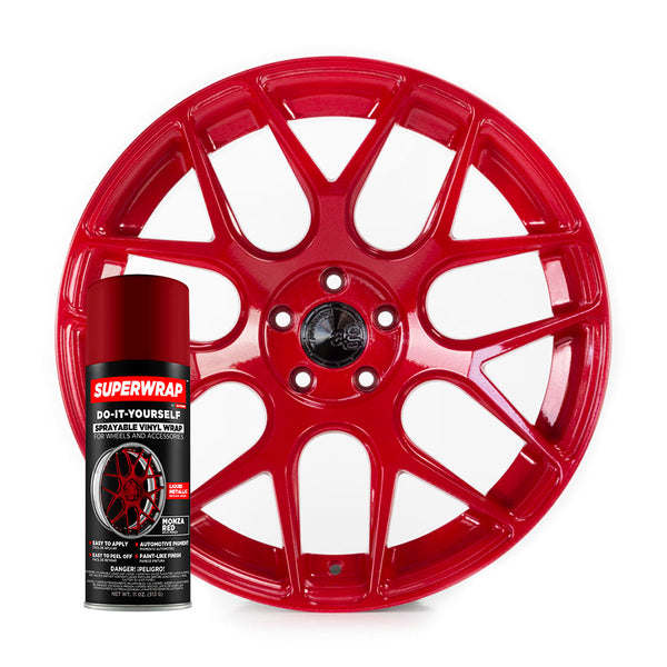SuperWrap Monza Red-VinylRace.es