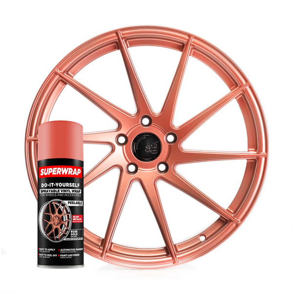 SuperWrap Rose Gold-VinylRace.es