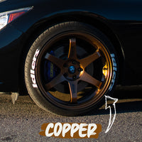 SuperWrap Copper-VinylRace.es