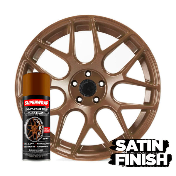 SuperWrap Bronze-VinylRace.es