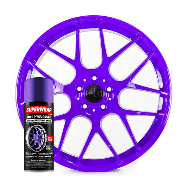 SuperWrap Napa Purple-VinylRace.es