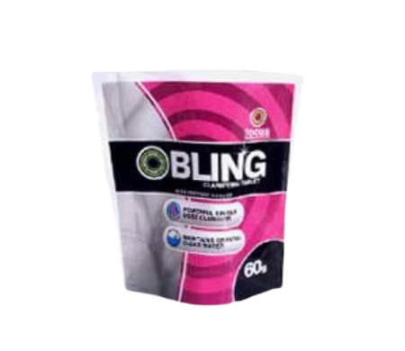 Bling Clarifying Tablet