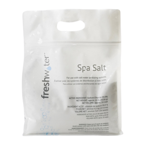 Freshwater Spa Pool Salt