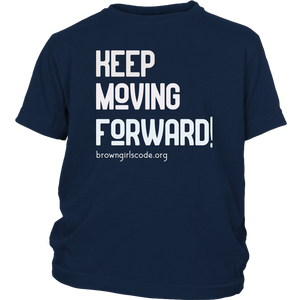 "Mommy & Me ""Keep Moving Forward!"" Tee"