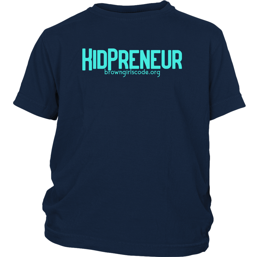 """KidPreneur"" YOUTH Tee"