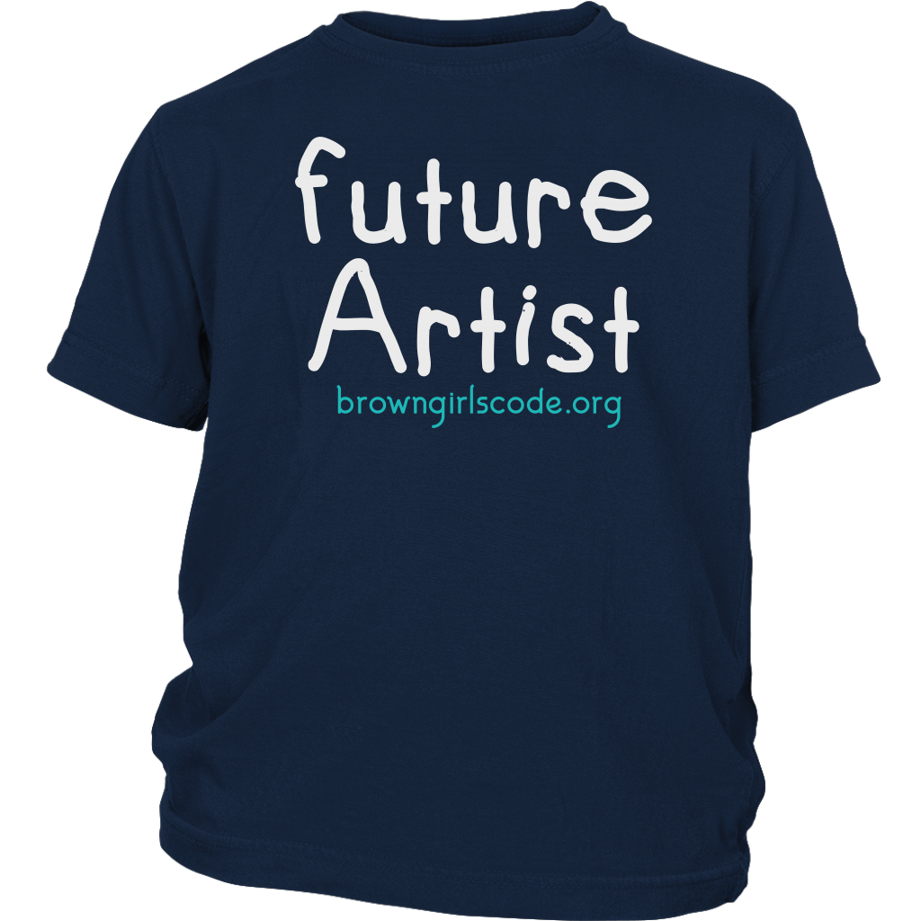 "'Future Artist"" YOUTH TEE"