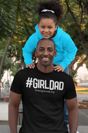 #GirlDad Men's Tee