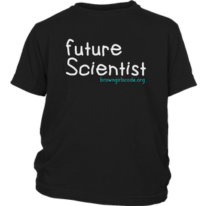 """Future Scientist"" YOUTH Tee"