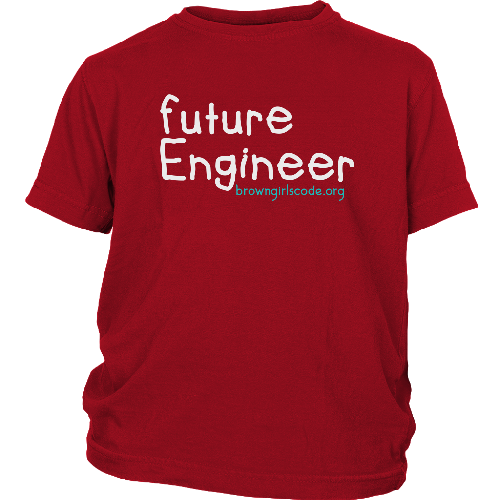 """Future Engineer"" YOUTH Tee"