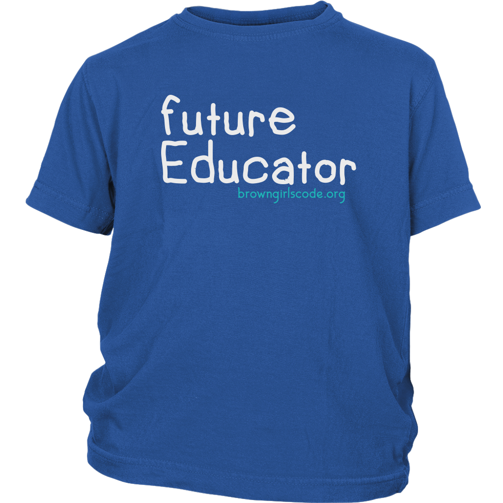"""Future Educator"" YOUTH Tee"