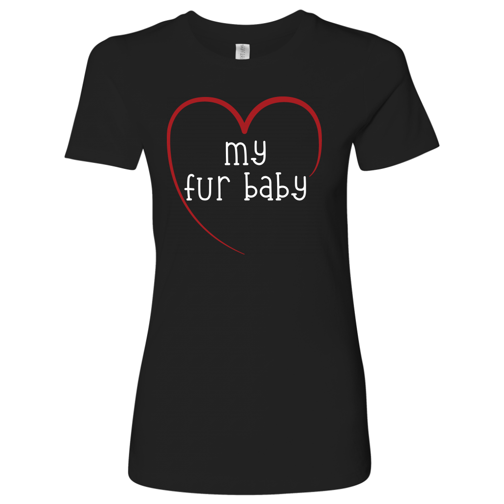 """I Love My Fur Baby"" Tee"